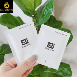 20dayskin plus vị ngot collagen