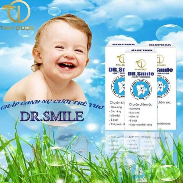 Dr Smile Trị Sâu Răng