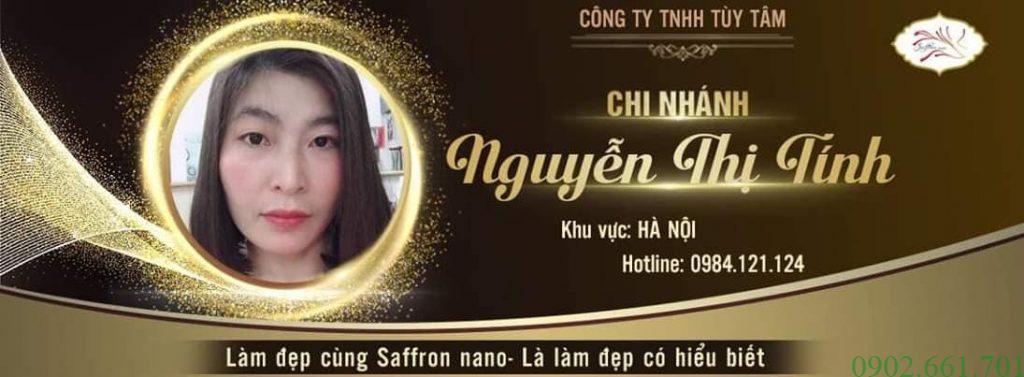 Đại Lý Saffron Nano 7/2019 Nguyễn Thị Tính