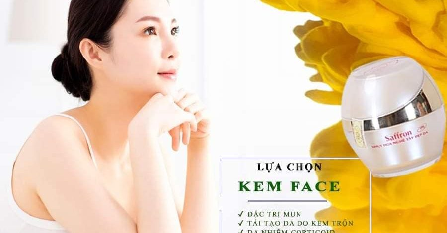 Review Kem Face Saffron Nano