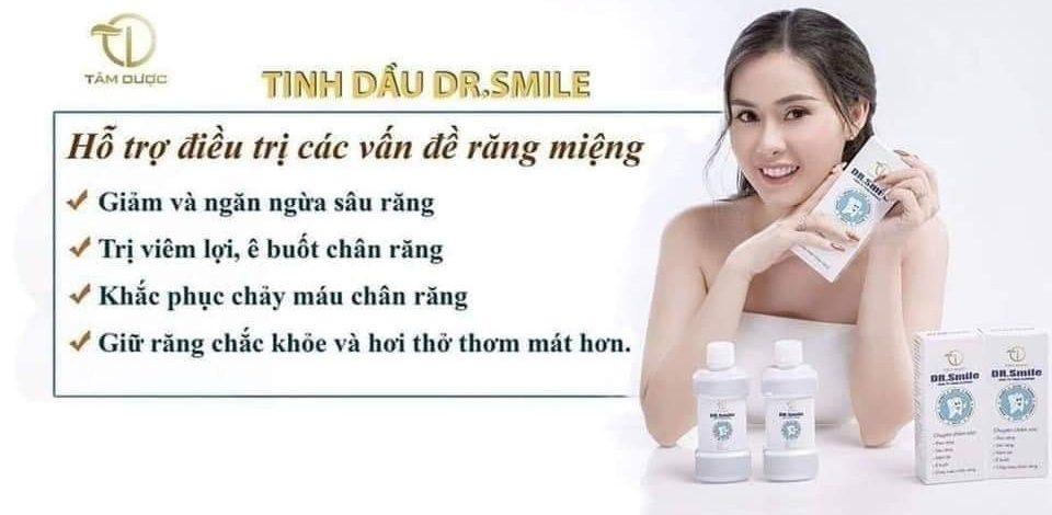 Dr Smile Là Gì, Có Tác Dụng Gì