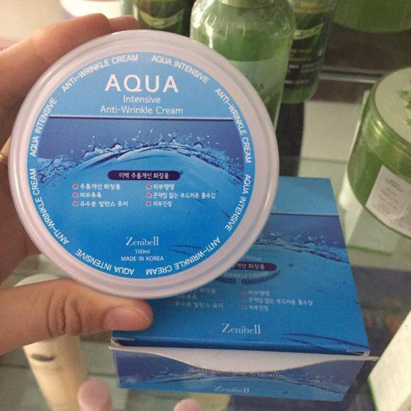 Intensive Anti-WrinKle Aqua Cream