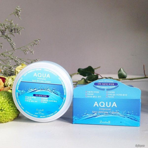 Kem Cấp Nước Intensive Anti-WrinKle Aqua Cream