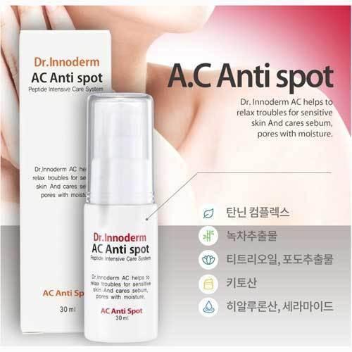 Kem Trị Mụn – Ac Anti Spot 1