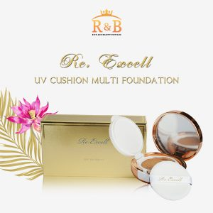 Phan Trang Diem Re Excell UV Cushion Multi Foundation