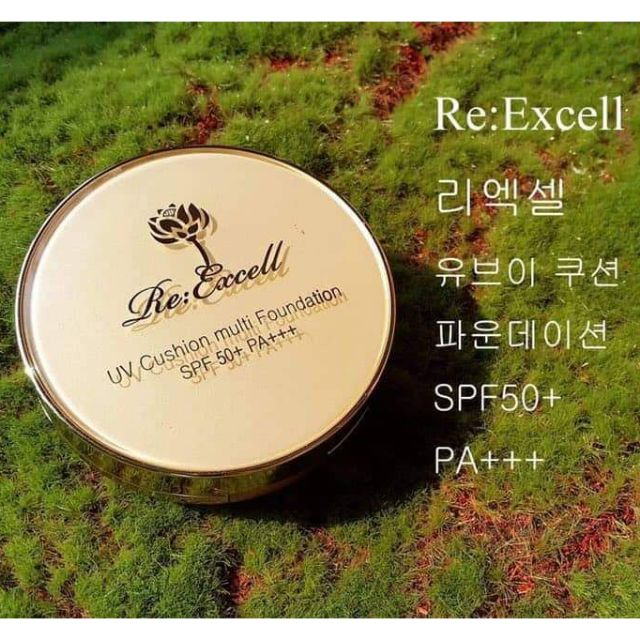 Re Excell UV Cushion Multi Foundation