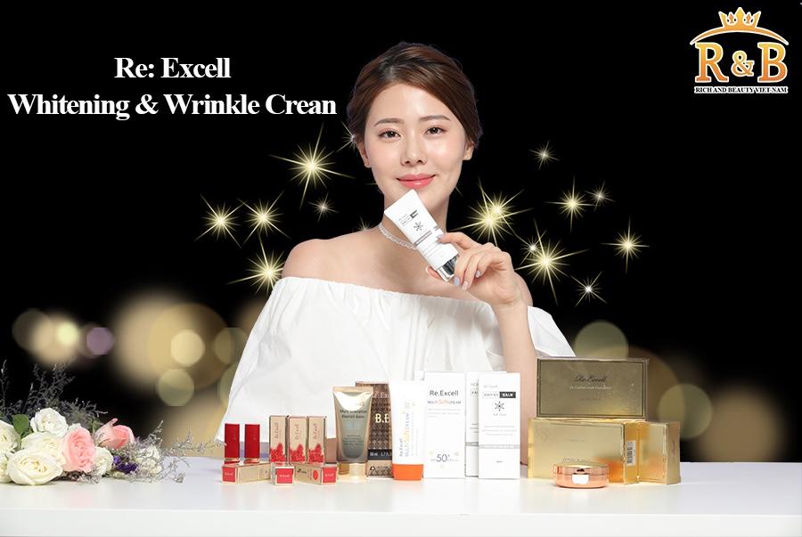 Whitening & WrinKle Cream